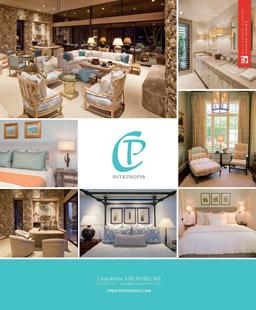 Luxe Magazine CP Interiors Press